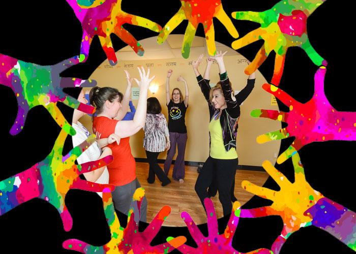 Laughter Yoga Series Markeim Arts Center